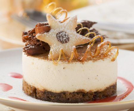 Weihnachtliches Tiramisu mit Lebkuchen
